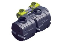 Séparateur hydrocarbures PSDC 50 B DN 400