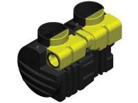 Séparateur PSDC 15 B DN 400