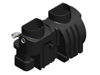 Séparateur à graisse et fécules PSDG F 6 DN 160